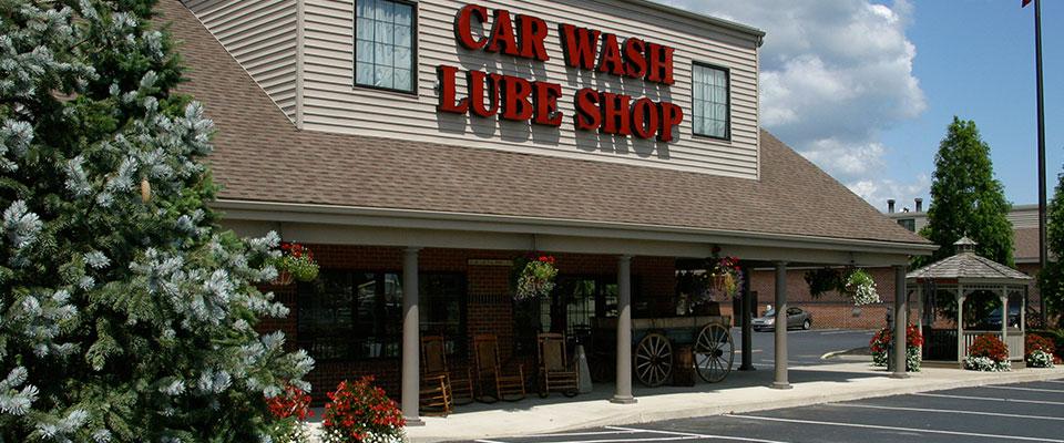 Self Serve Car Wash York Pa