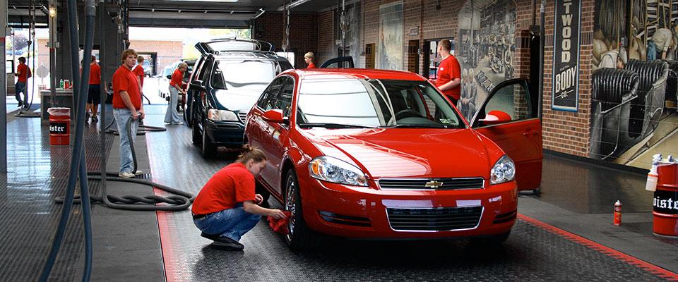 Cloister Car Wash York Pa