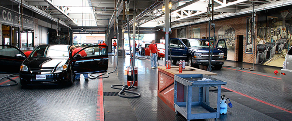Cloister Car Wash Lancaster Pa: Pays Tribute To The Team Of Cloister Wash & Lube 1984-2012