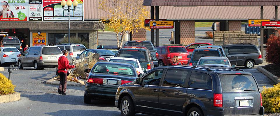 Cloister Car Wash York Pa Veterans Day