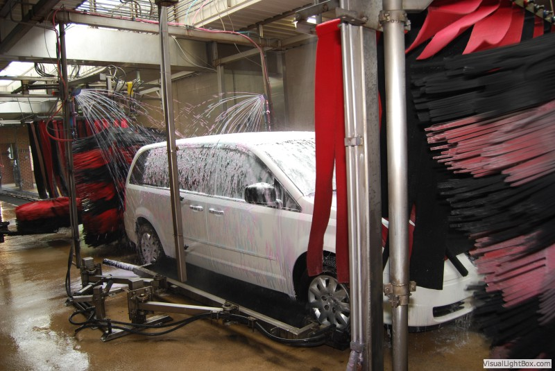 Cloister Car Wash Lancaster Pa: Photos From Cloister Wash & Lube's Wash Tunnels. The Wash