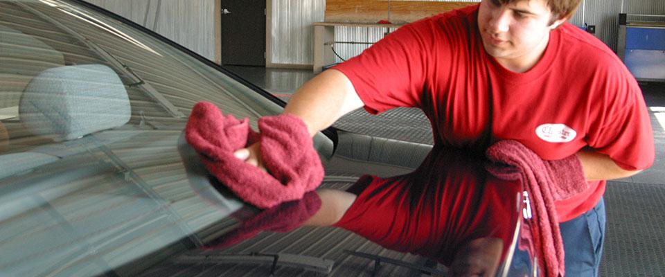 Cloister Car Wash